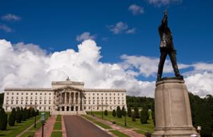 Day trip to Belfast with skip-the-line to Titanic Experience Tour