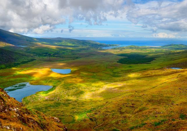 Excursion d'une journée dans le Connemara - au départ de Dublin - Dublin -