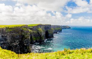 Day Trip to the Cliffs of Moher – Departing from Dublin