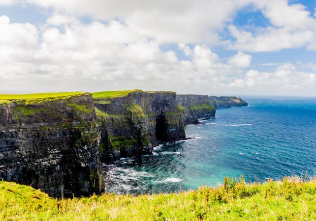 Photo Excursion d'une journée aux falaises de Moher au départ de Dublin