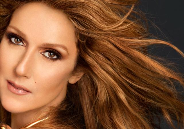 Céline Dion à Las Vegas - Billet pour son nouveau spectacle - Las Vegas -
