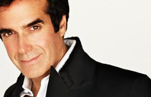 David Copperfield - Billet pour son spectacle de magie à Las Vegas