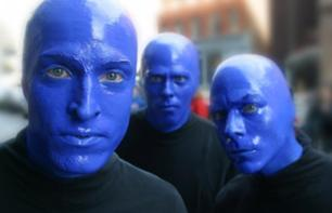 Blue Man Group – Tickets for the Las Vegas show
