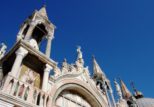 Photo Visite guidée de la Basilique Saint Marc et de ses trésors