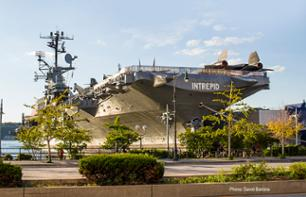 Besuch des Intrepid Sea, Air & Space Museum in New York –Ticket ohne Schlange stehen