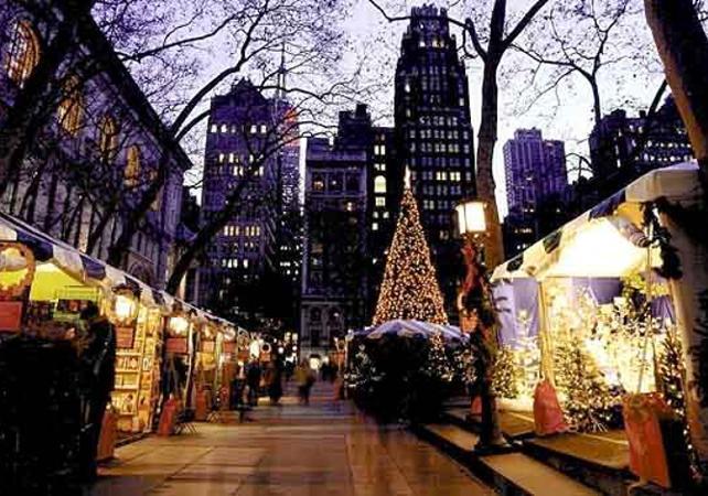 Balade guidée à la découverte des marchés de Noël à New York - New York -