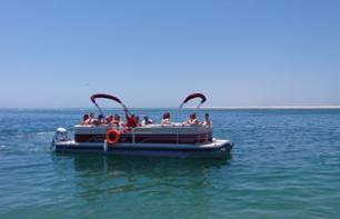 Ria Formosa Cruise – 2 or 3 Islands – Faro