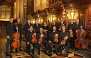 Violin Concerto at San Vidal Church