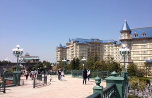 Tokyo Disneyland or Tokyo DisneySea tickets – transport from your hotel in Tokyo included