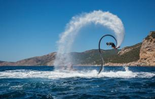 Introductory Flyboard Session on the Gulf of Lava, 40 minutes from Ajaccio