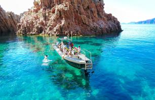 One-Day Boat Trip along the Western Coast of Corsica - Departs from the Gulf of Lava, 40 min from Ajaccio