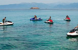 Jet Ski Ride to the Sanguinaires Islands – 1 hr. 30 mins - Departs from the Gulf of Lava, 40 min from Ajaccio