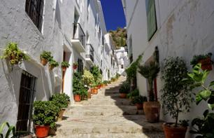 Guided Excursion to Frigiliana and Nerja – Leaving from Malaga