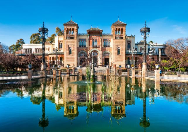 Excursion à Séville - au départ de la Costa del Sol