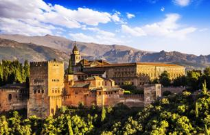 Guided Excursion to the Alhambra & Granada – Leaving from Costa del Sol