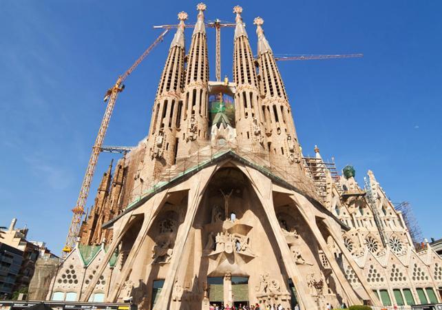 Sagrada Familia Tickets Sagrada Familia Barcelona
