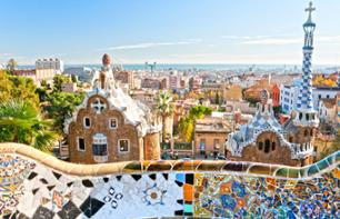 Guided Walking Tour of Guell Park – Priority access