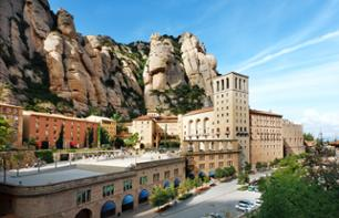 Visit to Montserrat & Tour of Gaudi's Works in Barcelona