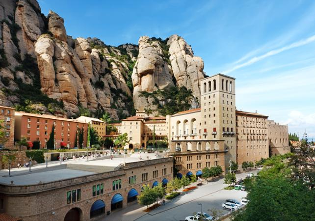 Visite de Montserrat et des oeuvres de Gaudí à Barcelone - Barcelone -