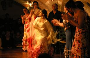 Dîner spectacle de Flamenco à Tablao Cordobes - Barcelone