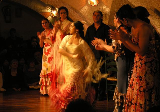Dîner spectacle de Flamenco à Tablao Cordobes - Barcelone - Barcelone -