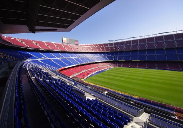 Photo Musée et Stade du Camp Nou - Barcelone