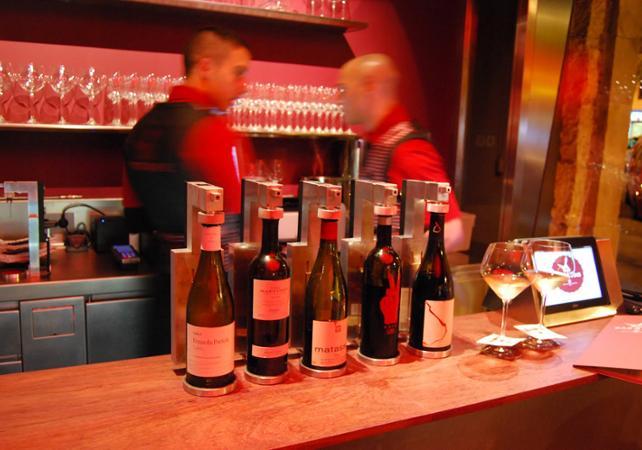 Degustaciones de vinos cata de vinos en barcelona for Cata de vinos barcelona