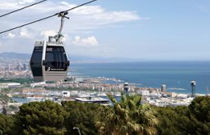 City Break in Barcelona – 4 days/3 nights in a 4* hotel with guided tours and excursions included