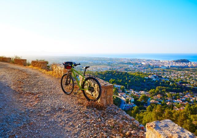 Tour guidé de Valence à vélo