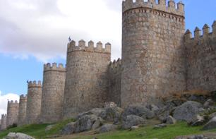 Ávila & Segovia: Small Group Guided Tour – leaving from Madrid
