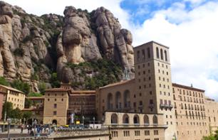 Afternoon at Montserrat with Cog-Wheel Train Journey
