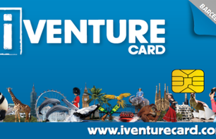 Barcelona Attractions Pass – iVenture Card – 3 or 5 Attractions