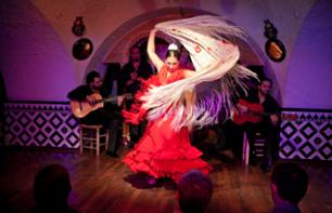 Key Sights of Barcelona: Tapas and Flamenco Initiation