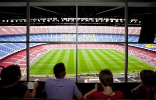 Guided Visit to Camp Nou & Brunch at Sala Roma - Barcelona
