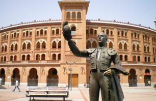 Tickets for the Las Ventas Bullring and the Taurin Museum – audioguide included – Madrid