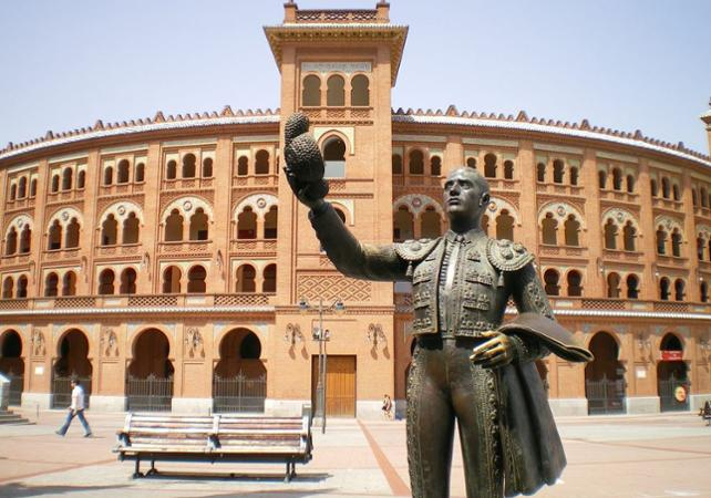 Billet Arènes Las Ventas  et musée Taurin - audioguide inclus - Madrid - Madrid -