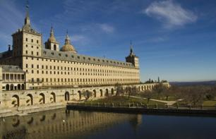 Visit the Royal Monastery of El Escorial