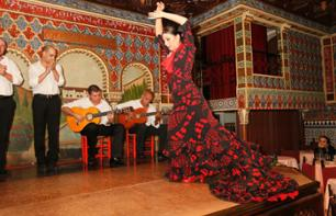 Spectacle de Flamenco à Madrid – dîner en option