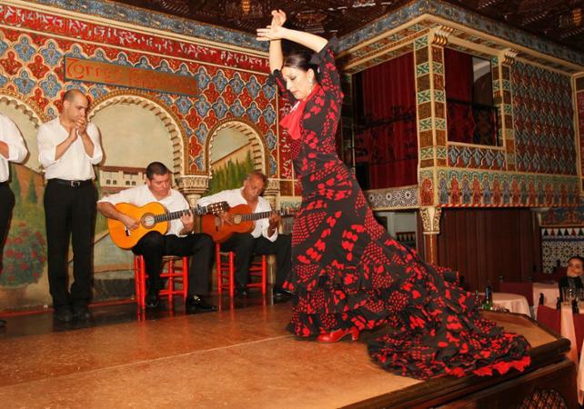 Flamenco Show in Madrid – Optional dinner