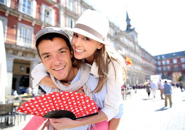 Visite à pied du « Madrid de los Austrias » et du Palais Royal - Madrid -