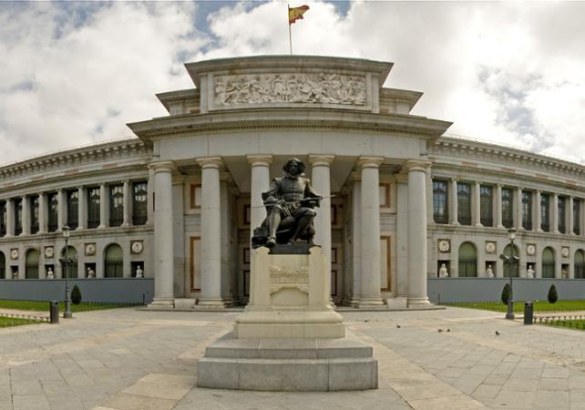 Visite guidée du Musée del Prado – billet coupe-file - Madrid -
