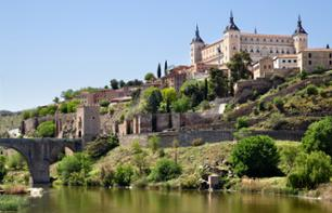 Excursion in a small group to Toledo with wine tasting session