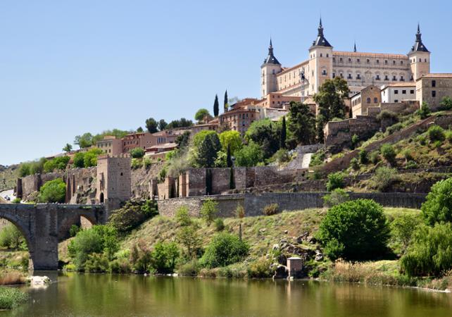 Excursion en petit groupe à Tolède avec dégustation de vins - au départ de Madrid - Madrid - Ceetiz