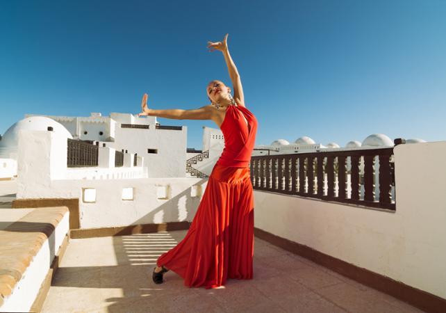 Cours d'initiation et spectacle de flamenco à Madrid avec ou sans dîner - Madrid - Ceetiz