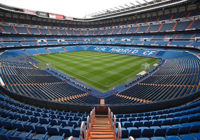 Billets Stade Bernabéu - Visite du Stade du Real Madrid - Madrid - Ceetiz