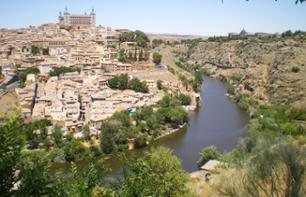 Guided Tour of Toledo and the Bargas Vineyards in a Small Group – leaving from Madrid