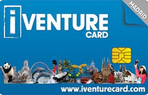 Pass attractions Madrid - iVenture Card - 3 ou 5 attractions