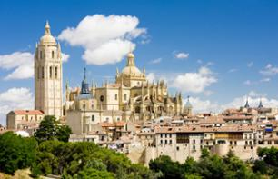 Shuttlebus to Toledo and  Onsite Tour Bus – Departing from Madrid