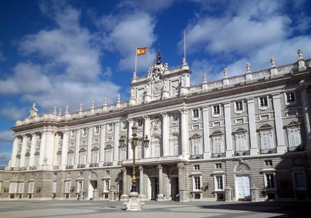 Photo Visite guidée du Palais Royal de Madrid