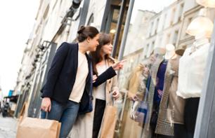 Go Shopping With a True Parisian: Personal Assistance Service for a Half-Day of Shopping